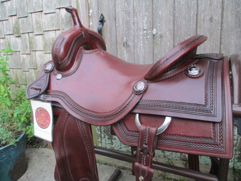 Valley View Cutting Saddle (New)