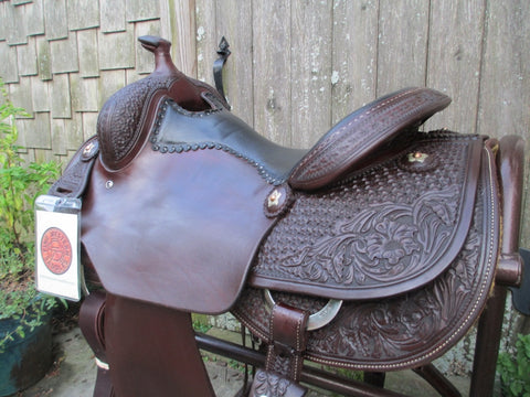 Jeff Smith Reining Saddle