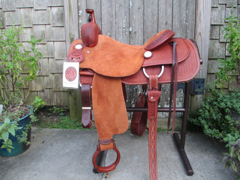Cowboy Tack Ranch Cutter