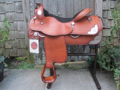 Harris Show Saddle
