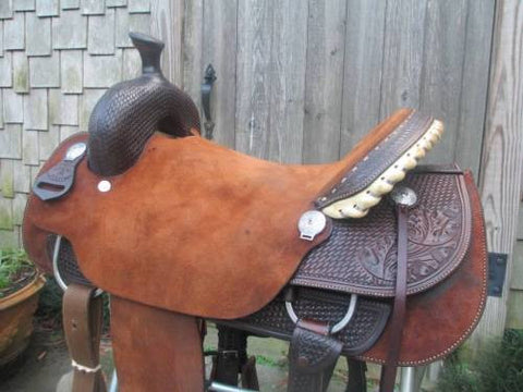 Allen Ranch Saddle