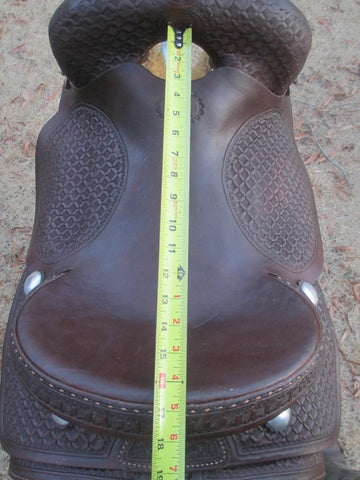 Caldwell Cutting Saddle