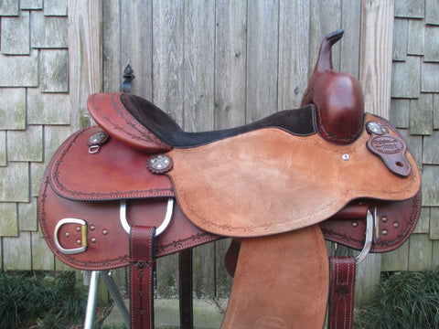 McLelland's Cutting Training Saddle (On Sale)