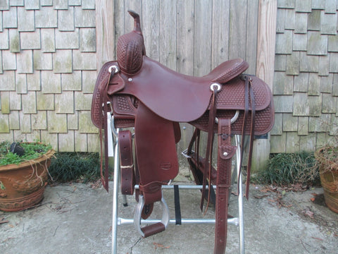 Cowboy Collection Cutting Saddle (NEW)