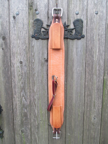 4 Inch Wide Back Girth