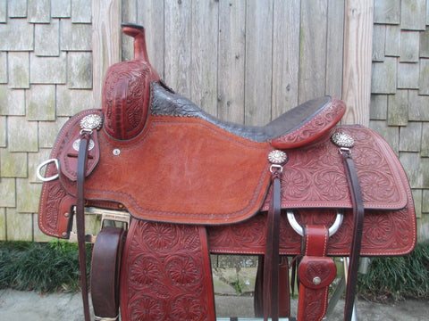 Martin Saddlery Cowhorse Saddle