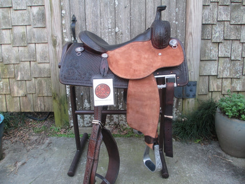 Martin Futurity Cowhorse Saddle