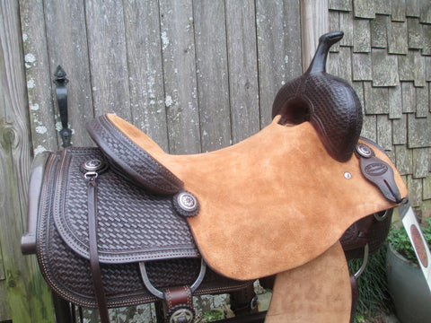 Ken Raye Cutting Saddle
