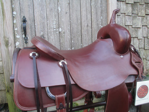 New Jeff Smith Cutting Saddle