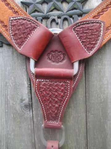 National Roper's Supply (NRS) Breast Collar (Used)