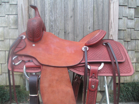 NEW Vinton Cutting Saddle