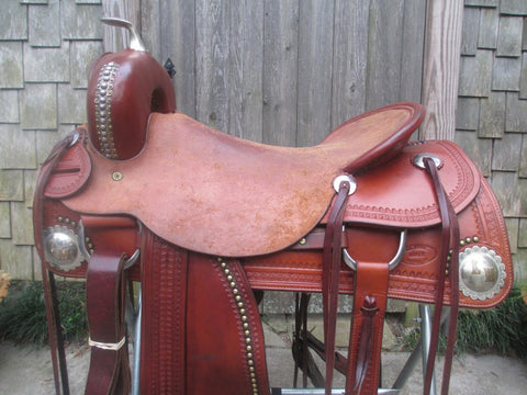 A C (Allan) Byrne (Old Pueblo Saddle Company) Saddle (Other)