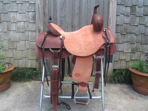 New Cowboy Collection Cutting Saddle