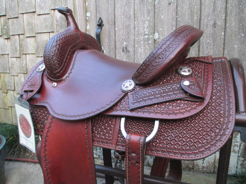 Coats Barrel Saddle