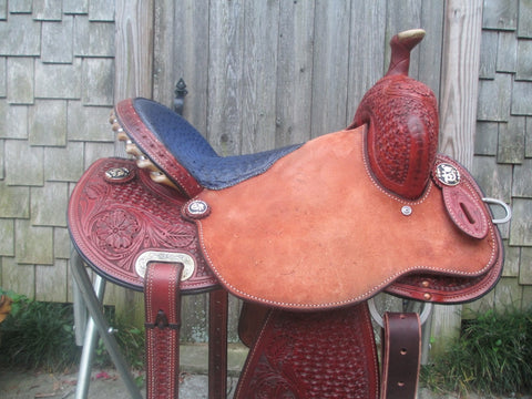 Cactus Marlene McRae Barrel Saddle