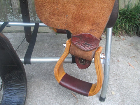 Ryon's Cutting Saddle