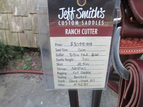 New Jeff Smith Ranch Cutter