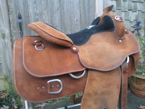 Harris Training Saddle Work Saddle (Other)