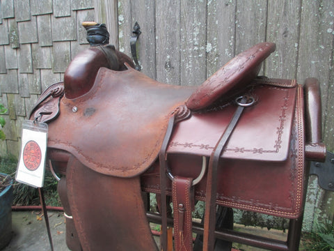 Cactus Saddlery Ranch Cutter