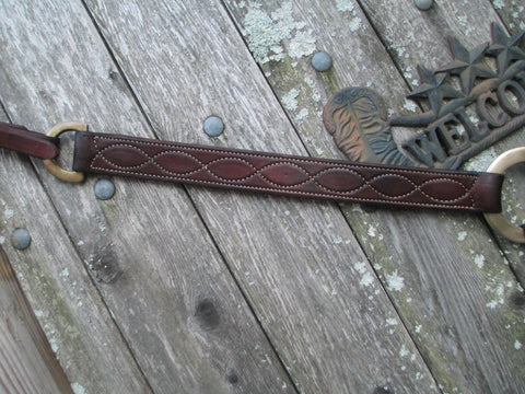 Frecker Saddlery Breast Collar