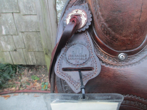 J & S Saddlery Ranch Cutter