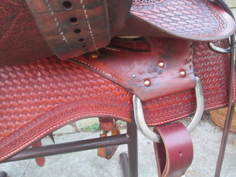 Martin Saddlery Working Cowhorse