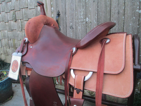 New KO Elite Cutting Saddle