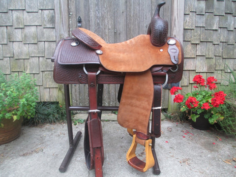 Vinton Cutting Saddle (Sale Pending)