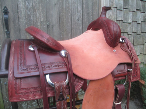 Slaton Saddlery Ranch Cutter