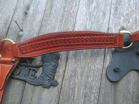 Billy Cook (Sulphur, OK) Breast Collar 12-979 (New)