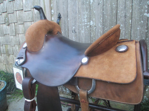 Bob's Cowhorse Saddle / Cutting Saddle