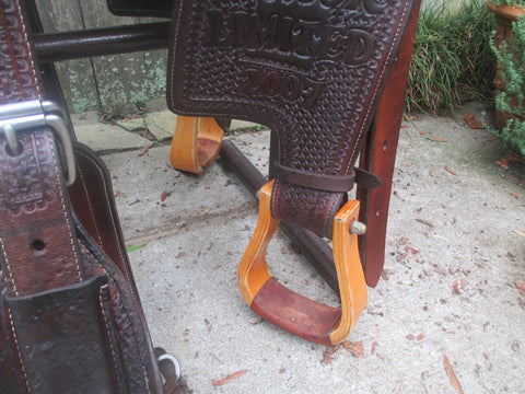 Tom Block Cutting Saddle