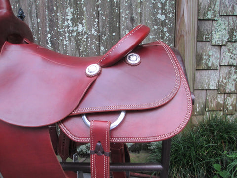 New Roohide Brumby Saddle