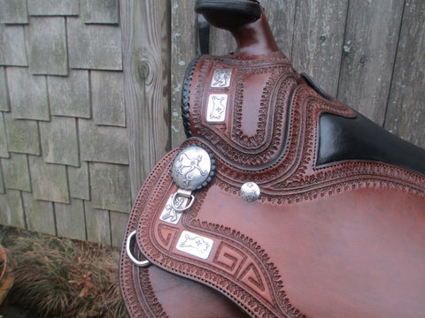 Skyhorse Saddle