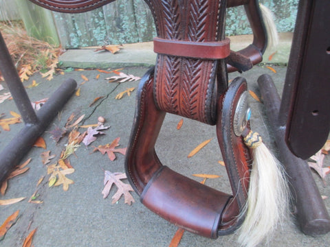 Skyhorse Custom Ranch Saddle