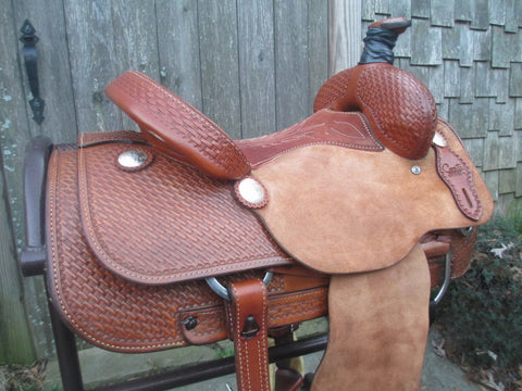 Coats Roping Saddle