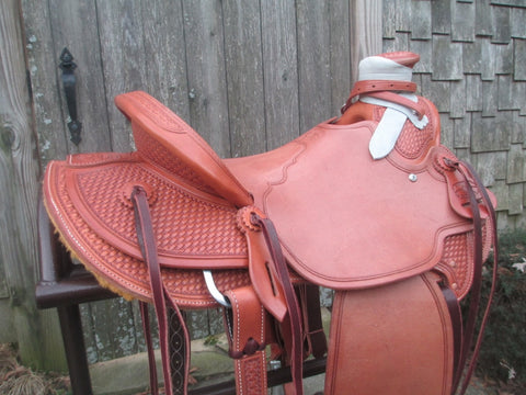 McCall Saddlery NW Wade Roping Saddle Ranch Saddle (New)