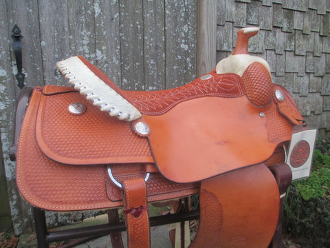 Billy Cook Roping Saddle