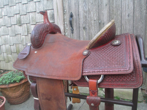 Martin Saddlery Ranch Cutter