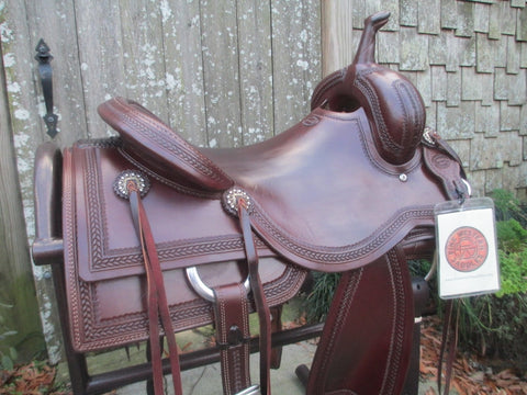 Don Rich Cutting Saddle