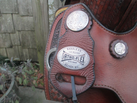 Ortho-Flex Cutting Saddle