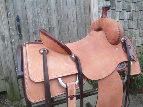 Ruelas Saddle Shop Ranch Cutter (NEW)
