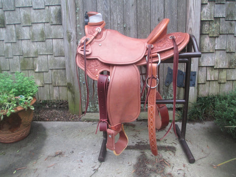 McCall Lady Wade Roping Ranch Saddle (New)