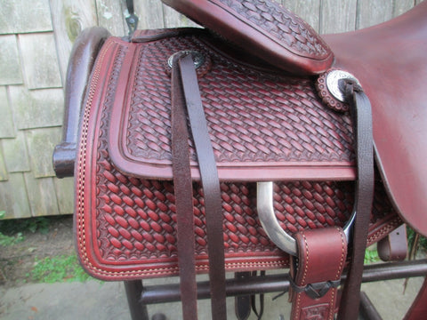 NRS Cutting Saddle (New)