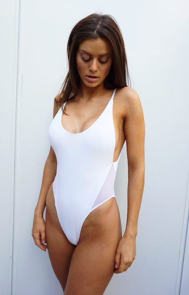 Ryder One Piece / White