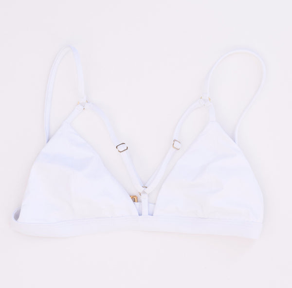 Cameron Top / White
