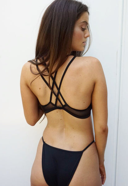 Bondi Top / Black