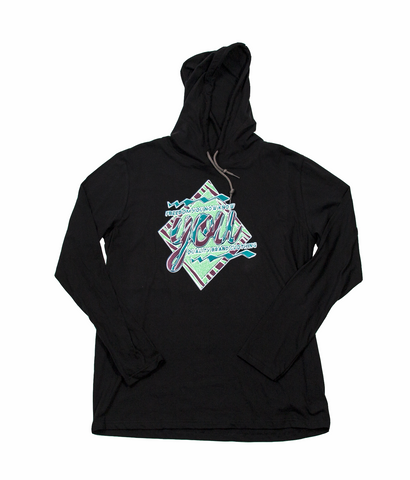 Saved By The Funk Redux Hooded Long Sleeve