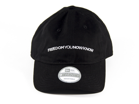 Freedom You Now Know Dad Hat
