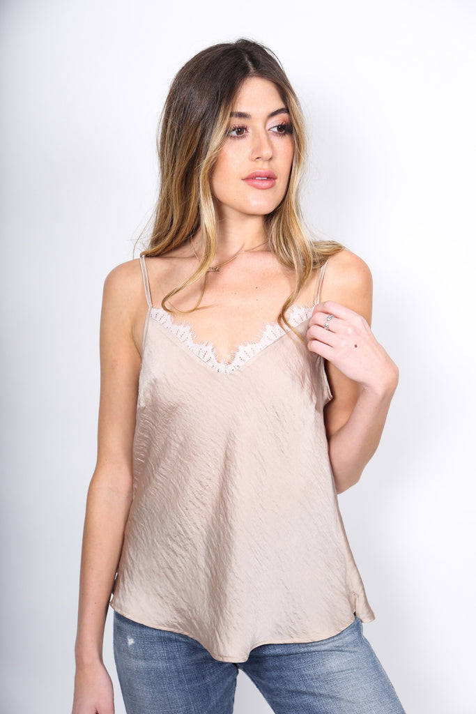 Camille Top (Creme)